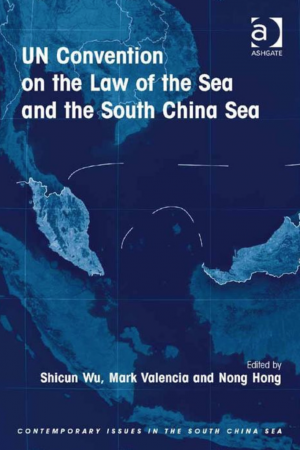 New Book: UN Convention on the Law of the Sea and the South China